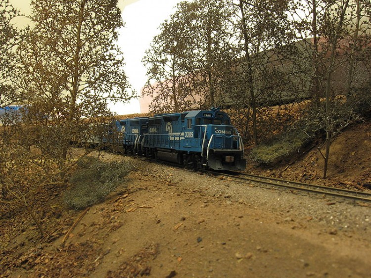 Roster shot of my Conrail GP30 3385